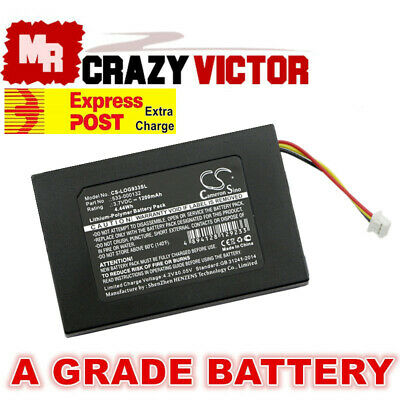 AU27.95 • Buy Replacement 533-000132 Battery For Logitech G533 G933 Wireless Gaming Headset