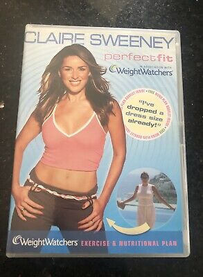 Claire Sweeney - Perfect Fit With Weight Watchers (DVD, 2007) • 4.50£