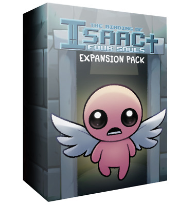 AU33.86 • Buy The Binding Of Isaac: Four Souls Card Game Expansion