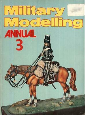 $3.99 • Buy Military Modelling Annual -3