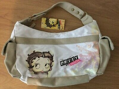 £14.95 • Buy Betty Boop Handbag Brand New Collectable Beige And White