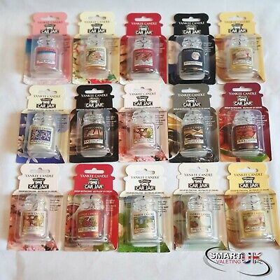 Yankee Candle 3D Car Jar Air Freshener • 4.55£