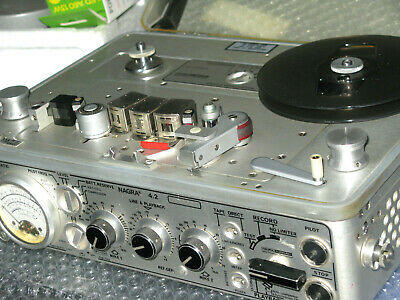 Nagra 4.2 In Full Working Condition Includes Instructions Inc Built In Phantom • 1,499£