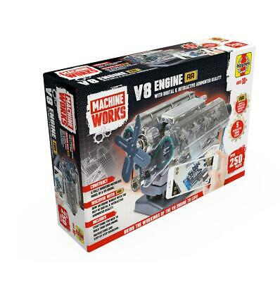 £49.95 • Buy Haynes V8 Combustion Engine Scale Model Kit Build Your Own Lights & Sounds