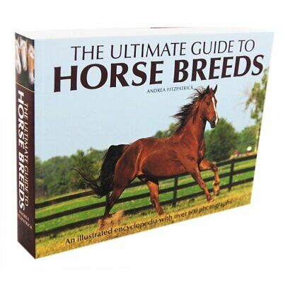 £5.49 • Buy The Ultimate Guide To Horse Breeds Book The Cheap Fast Free Post