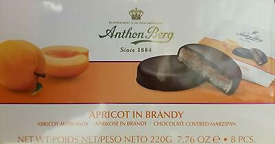 $15.06 • Buy Anthon Berg Apricot In Brandy Chocolate Covered Marzipan 220g