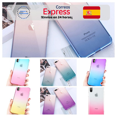 Fundas Iphone 6 Silicona Colores ▷ 1.0€ DealSan