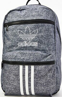 $59.99 • Buy ADIDAS ORIGINALS - National 3 Stripes Backpack (NEW) Laptop SCHOOL BAG Free Ship