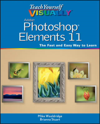 £3.99 • Buy Teach Yourself Visually Photoshop Elements 11 (Teach Yourself VISUALLY (Tech)),