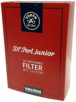 AU24.44 • Buy Dr. Perl 9mm Activated Carbon Pipe Filters (Pack Of 100)