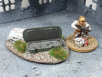 28 Mm Weapon Case Objective Marker Suitable For Modern Wargames • 5£