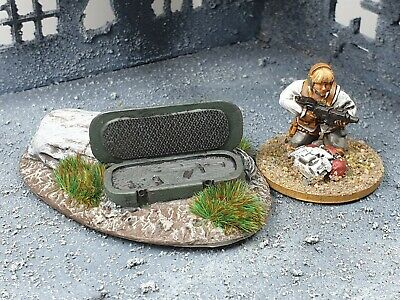 £5 • Buy 28 Mm Weapon Case Objective Marker Suitable For Modern Wargames