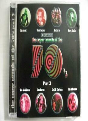 The Super Sounds Of The 70's Part 3 CD Fast Free UK Postage 5033107901128 • 2.43£