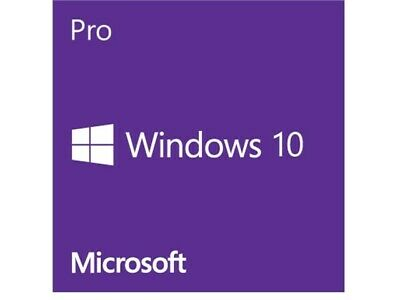 $ CDN205.99 • Buy Microsoft Windows 10 Pro 64 Bit System Builder OEM