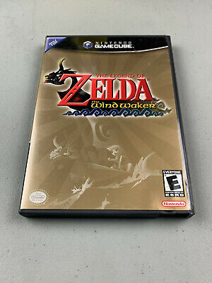 $49.79 • Buy Zelda Wind Waker Nintendo Gamecube Genuine Authentic Complete Box Game Manaul