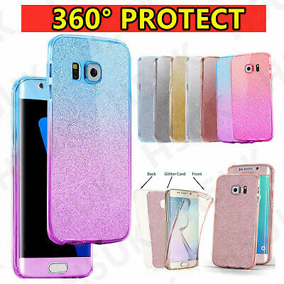 $ CDN4.57 • Buy Case For Samsung S8 S8 Plus S9 S9 Plus Cover New ShockProof 360 Hybrid Silicone