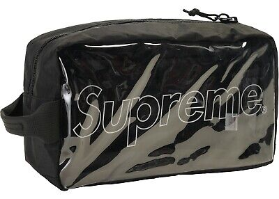 $ CDN120 • Buy Supreme Utility Bag (FW18) Black Brand New Ready To Ship Stock X Verified