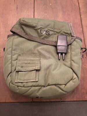 $ CDN24.98 • Buy US Military Army Issue 2 QT Quart Canteen OD Cover Carrier Alice Marines