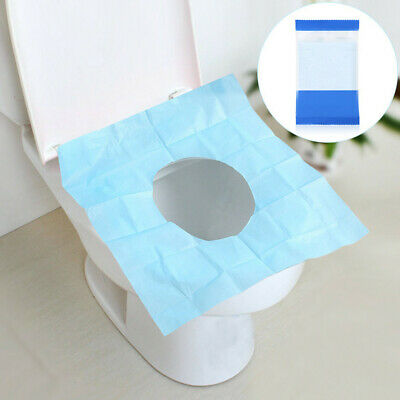 £2.18 • Buy 20X Toilet Seat Covers Paper Travel Flushable Hygienic Disposable Sanitary