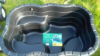 Blagdon 250 Litre Mayfly Preformed Pond Liner Fish Pond Collection Only Ip20 • 49£