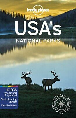£16.89 • Buy Lonely Planet USA's National Parks By Lonely Planet 9781786575968   Brand New