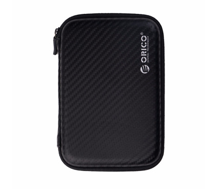 Portable Protective Storage Carrying Case Pouch Bag For 2.5  HDD SSD Hard Drive • 4.89£