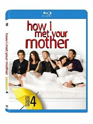 $7.14 • Buy How I Met Your Mother: Season 4 [Blu-ray] [US Import] -  CD 7UVG The Fast Free