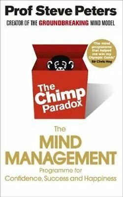 The Chimp Paradox The Acclaimed Mind Management Programme To He... 9780091935580 • 11.16£