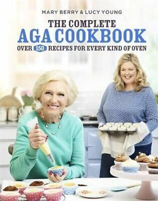 £20.48 • Buy The Complete Aga Cookbook By Mary Berry 9781472222640   Brand New