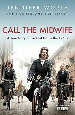 Call The Midwife By Jennifer Worth Paperback Book • 5.99£