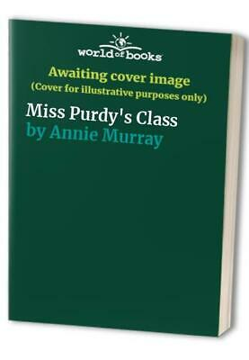 Miss Purdy's Class By Annie Murray Book The Cheap Fast Free Post • 7.99£