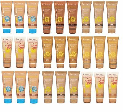 Rimmel London Instant Tan Range For Face And Body Wash Off 125ml  • 6.49£