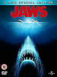 Jaws (DVD, 2005, 2-Disc Set) • 4.50£