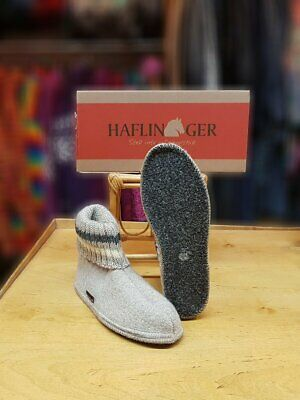 Haflinger Slipper Boot Paul Biege • 39.50£