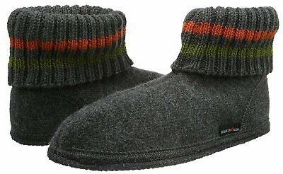 Haflinger Slipper Boot Paul Anthrazit • 39.50£
