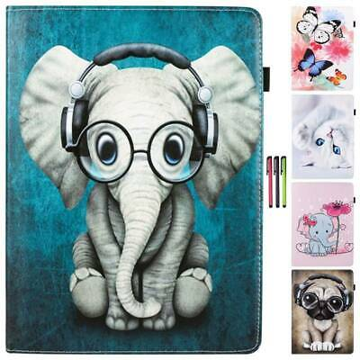 AU12.52 • Buy Leather Rotating Stand Case Cover For Samsung Galaxy Tab 8.0/9.6/9.7/10.1/10.5