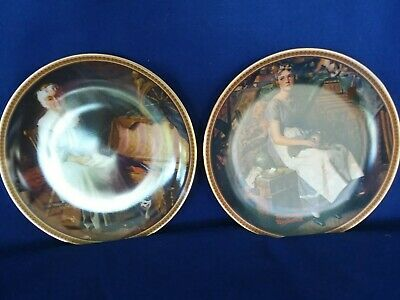 $ CDN13.77 • Buy Norman Rockwell Rediscovered Women Plates: 1st & 12th Issues