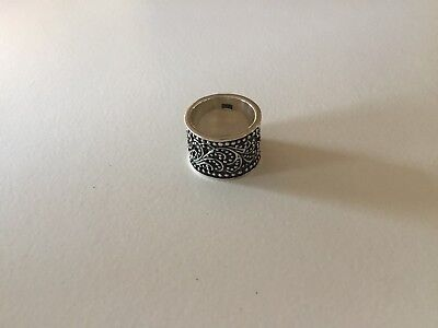Brighton Band Ring Sterling Silver Size 6.5 • 21.99$