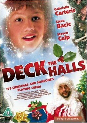 £3.72 • Buy Deck The Halls [DVD] - DVD  M0VG The Cheap Fast Free Post
