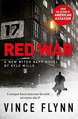 £5.49 • Buy Red War (Volume 17) (The Mitch Rapp Series) By Mills, Kyle Book The Cheap Fast
