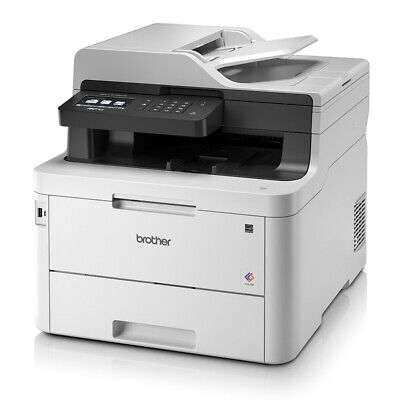 AU569 • Buy Brother MFC-L3770CDW All-in-One A4 Colour Multifunction Laser Printer - 24ppm