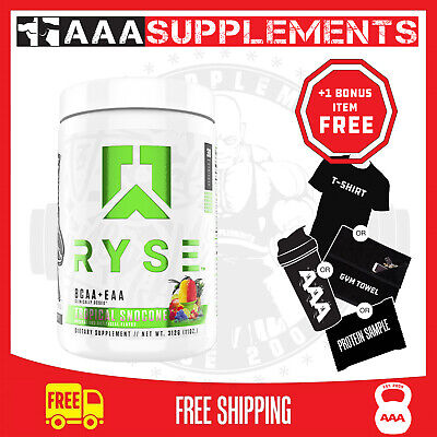 AU59 • Buy RYSE Supplements BCAA + EAA Recovery Hydration Endurance Recovery 30 Servings