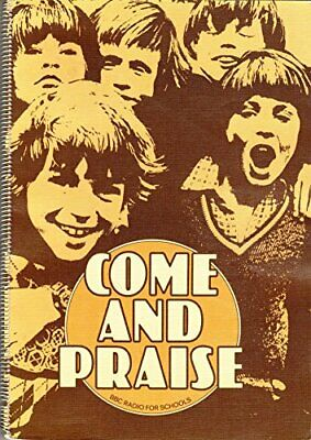 Come And Praise (Words And Music) Book The Cheap Fast Free Post • 28.99£
