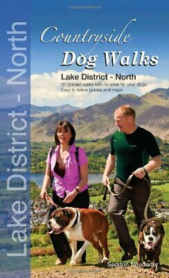 Countryside Dog Walks - Lake District North By Erwin Neudorfer Book The Cheap • 9.99£