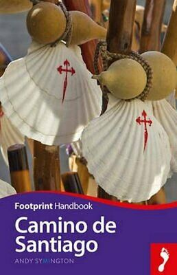 £8.59 • Buy Camino De Santiago (Footprint Handbook) By Andy Symington Book The Cheap Fast