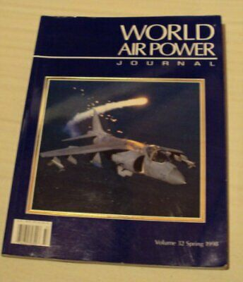£8.49 • Buy World Air Power Journal, Vol. 32, Spring 1998 Paperback Book The Cheap Fast Free