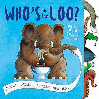 £5.86 • Buy Who's In The Loo? By Willis, Jeanne Book The Fast Free Shipping