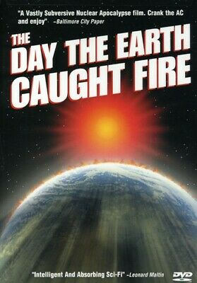 £4.98 • Buy Day The Earth Caught Fire [DVD] [1961] [ DVD Incredible Value And Free Shipping!