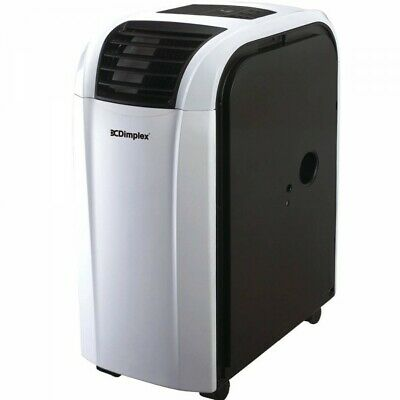 AU649 • Buy Dimplex 3.5kW Reverse Cycle Portable Air Conditioner With Dehumidifier DC12RCBW
