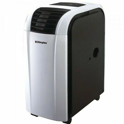 AU599.98 • Buy Dimplex 3kW Reverse Cycle Portable Air Conditioner With Dehumidifier DC10RC